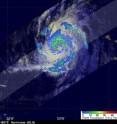 Hurricane Julia's