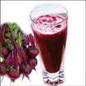 Drinking-Beet-Juice